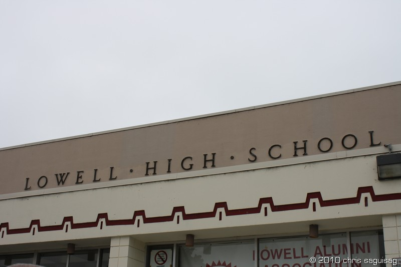 Lowell High School - Class of 1985